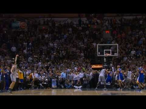 Manu Ginobili Buries the Game-Winner to Take Game 1