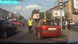 getlinkyoutube.com-ТП на дороге