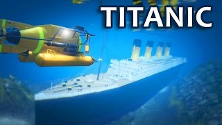 getlinkyoutube.com-GTA V - Titanic Underwater [Explore]