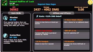 getlinkyoutube.com-Dungeon Quest 2016 Rogue Ricochet Build