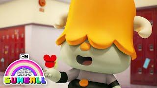 getlinkyoutube.com-Darwin's New Girlfriend I The Amazing World of Gumball I Cartoon Network