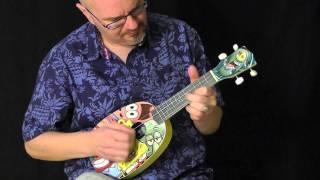 getlinkyoutube.com-Spongebob Squarepants ukulele rock classics