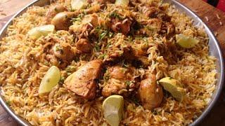 getlinkyoutube.com-برياني هندي بالدجاج افضل طريقة وأسهل طريقة اللذيذة من قناة المورزليرا(: