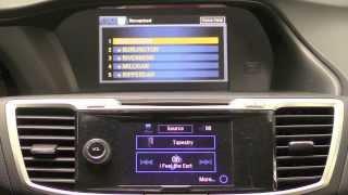 getlinkyoutube.com-2014 Honda Accord HondaLink Infotainment Review
