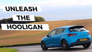 getlinkyoutube.com-Seat Leon Cupra 2016 Review -  Unleash the Hooligan
