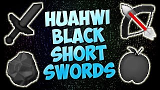 getlinkyoutube.com-Minecraft PvP Texture Pack - Huahwi Black Short Swords Edit 64x Resource Pack 1.9 1.8 1.7 Cr1tzPvP