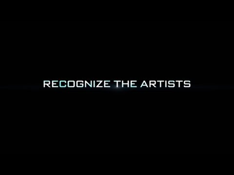 Recognize the Artists - Transformers: Dark of the Moon