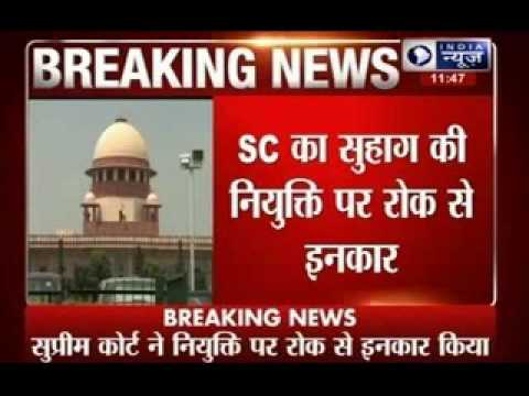 Supreme Court refuses to stay appointment of Dalbir Singh Suhag as next Army Chief