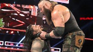WWE RAW Highlights 9th January 2017  - Monday Night RAW 9_1_17 Highlights width=