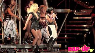 Nicki Minaj (ft. Britney Spears) - Live à L.A.
