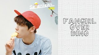 getlinkyoutube.com-Seventeen (세븐틴) - Fangirl Over Dino