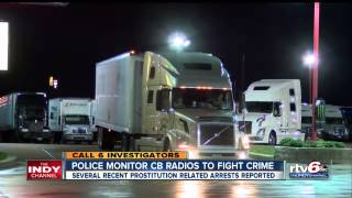getlinkyoutube.com-Truck stop hookers make deals on CB radios as Indianapolis police listen