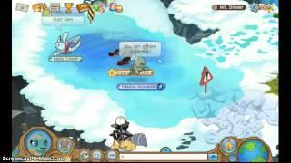 getlinkyoutube.com-animal jam seal secret and wolf secret