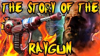 The Story of the RAYGUN! DR MAXIS CREATED THE FIRST WONDER WEAPON! Call of Duty Zombies Storyline