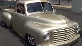 getlinkyoutube.com-1949 Studebaker Street Truck