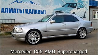 Mercedes w202 5.5 Kompressorr