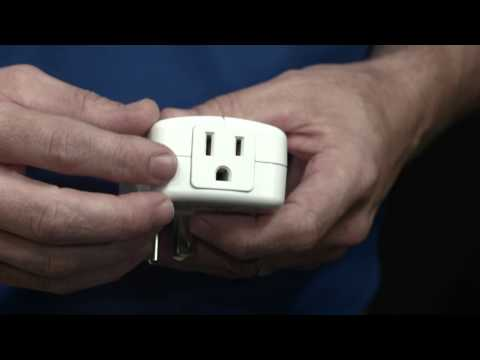 12718: GE Z-Wave Plug-in Smart Dimmer
