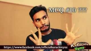 getlinkyoutube.com-Unity During MCQ's Exam By Karachi Vynz Official