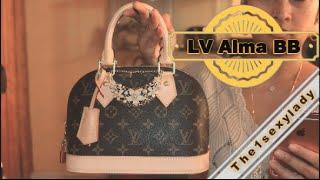 Louis Vuitton Alma BB Monogram Canvas Review