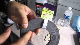 getlinkyoutube.com-How To Make A Silicone Mold Of A Helmet Pt 2