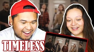 Home Free - Timeless   COUPLES REACTION 2018