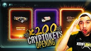 "getlinkyoutube.com-2 ""EPIC CAMOS!"" - 200+ CRYPTOKEYS - BLACK OPS 3 Supply Drop - BO3 Rare Supply Drops (EPIC GUN CAMOS)"