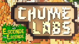 getlinkyoutube.com-Minecraft: ESPECIAL CHUME LABS! (Esconde-Esconde)