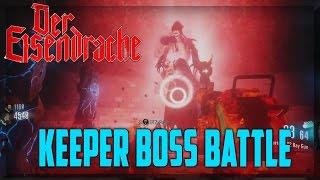 """getlinkyoutube.com-KEEPER BOSS BATTLE """"Der Eisendrache"""" MAIN EASTER EGG (Black Ops 3 Zombies Easter Egg)"""