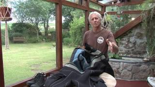 Scuba Diving Equipment Review: Pinnacle Black Ice Drysuit
