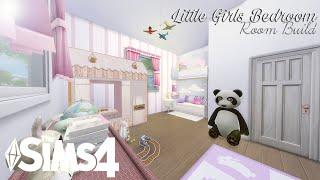 getlinkyoutube.com-The Sims 4: Room Build | Little Girls Bedroom