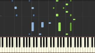 getlinkyoutube.com-SUN/星野源(ピアノソロ中級)【楽譜あり】 Gen Hoshino - SUN [PIANO]
