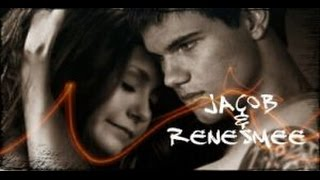 Jacob, Renesmee and Bella -I found love