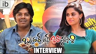 getlinkyoutube.com-Sudigali Sudheer interviews Karthika - idlebrain.com