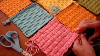getlinkyoutube.com-Part 1: How to seam the Dream Catcher Baby Blanket
