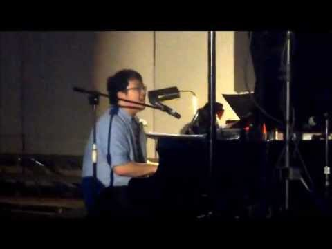 Alvin - Speechless (Lady Gaga) Piano Solo at the MLHS Pops Concert 2012