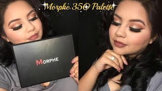 getlinkyoutube.com-Morphe 35O palette | MakeupAngel