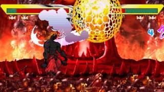 getlinkyoutube.com-[MUGEN 1.1]  Shadow Dio vs Pyron [60FPS 720p HD]