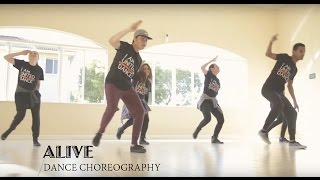 getlinkyoutube.com-Alive / Vivo Estas- Hillsong Young & Free (Dance Choreography) - United Dance