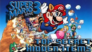 getlinkyoutube.com-Super Mario Bros 3 - Hidden Secrets and King Messages