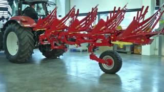 Видео-инструкция: транспортное колесо плугов Pottinger SERVO