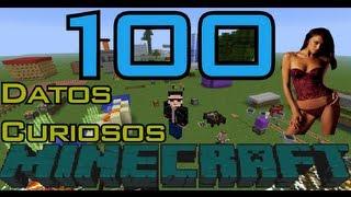 getlinkyoutube.com-100 DatoS Curiosos de MINECRAFT