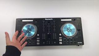 Numark Mixtrack Pro 3 - Unboxing