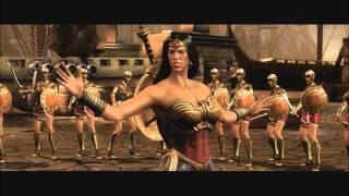 getlinkyoutube.com-Injustice Gods Among Us -SPOILERS Final Part Wonder Women/ Superman