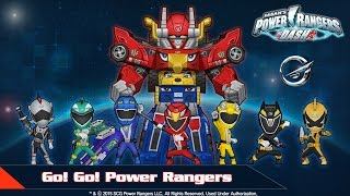 getlinkyoutube.com-Power Rangers Dash - Android Gameplay HD