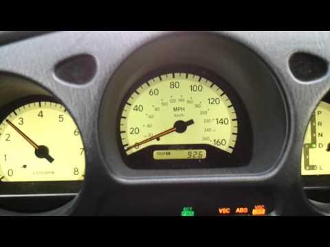 Lexus GS300 0-60 Acceleration