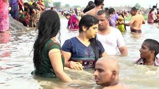 getlinkyoutube.com-Godavari Pushkaralu Dharmapuri - Telangana Godavari Pushkaralu - Hybiz.tv