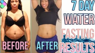 getlinkyoutube.com-Water Fasting Results Before and After