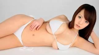 getlinkyoutube.com-Hitomi Tanaka - Hot asian babe big boobs