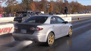 Mazda 6 Super Sleeper - Holy Trap Speed!!