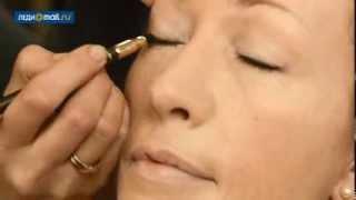 getlinkyoutube.com-Дневной макияж для возрастной кожи